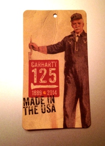 Carhartt Made in the USA Line