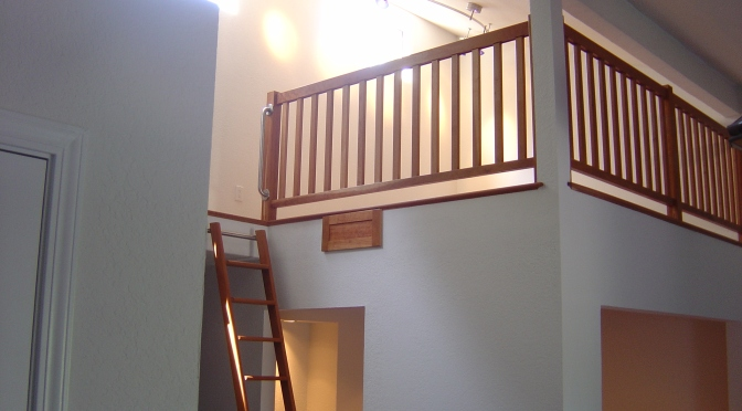 Loft and Ladder
