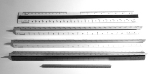 Drafting Scales