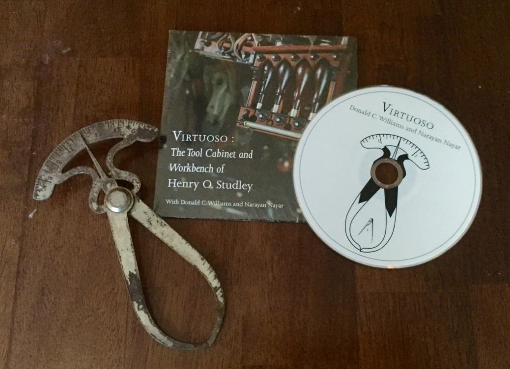 Virtuoso DVD + Studley Style Caliper