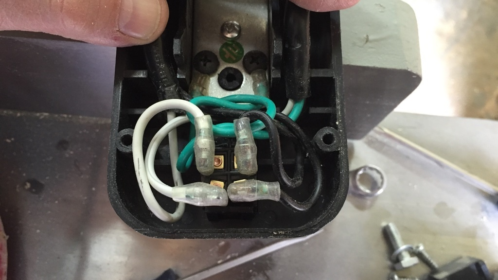 Take a photo of your wiring ahead of time