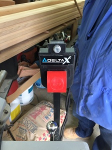 Delta X5 Jointer Switch Assembly