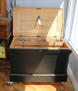 One of Chris' Anarchist's Tool Chests