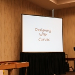 George Walker's talk on Designing With Curves