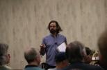 Chris Schwarz' talk on Roman Workbenches