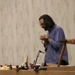 Chris Schwarz' talk on making a straightforward chair (showing how you don't need to invest in a lot of fancy chairmanning tools to make a comfortable and nice looking chair)