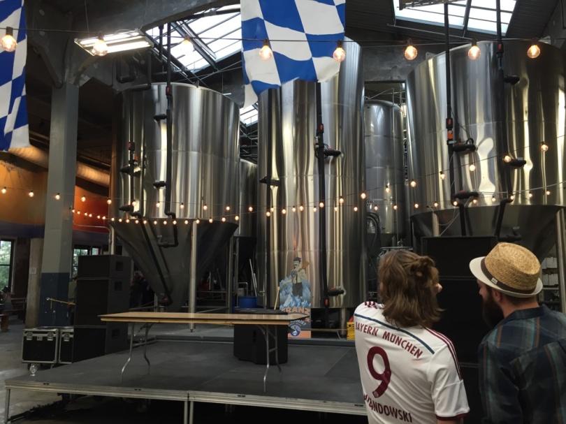 Rhinegeist Brewery in Cincinnati