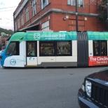 Cincinnati Connector Street Cars