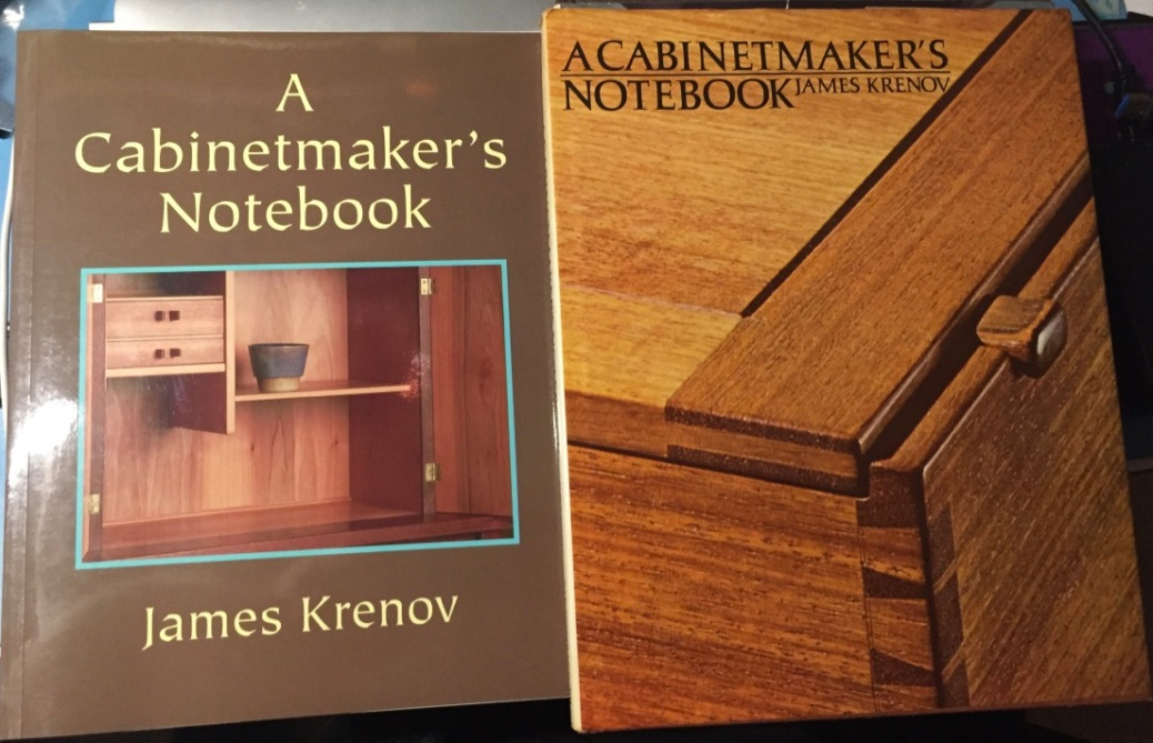 The Cabinetmaker's Notebook by James Krenov