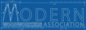 Modern Woodworkers Association Logo