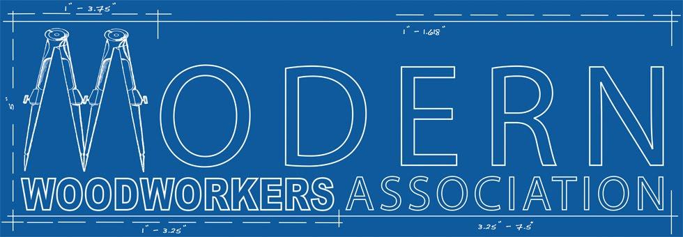 Modern Woodworkers Association Logo
