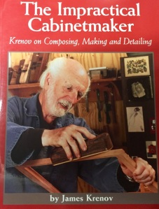 The Impractical Cabinetmaker by James Krenov