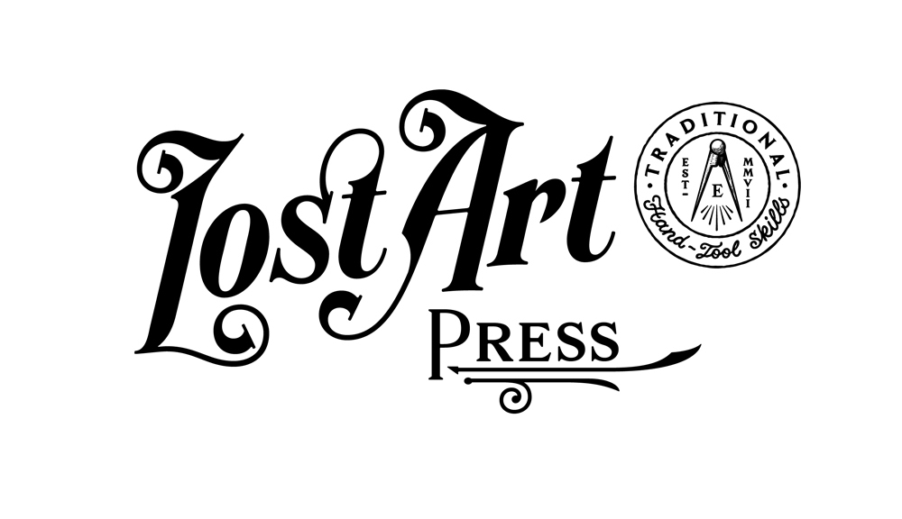 Lost Art Press Logo