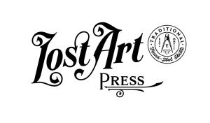 Lost Art Press Logo