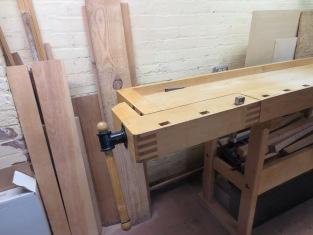 Sinister Workbench Rainford Restorations