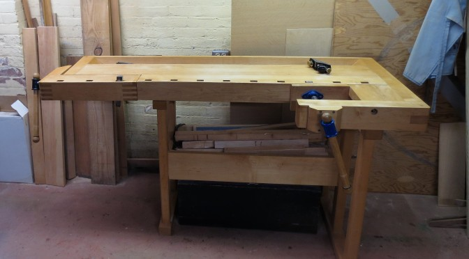 Sinister Workbench