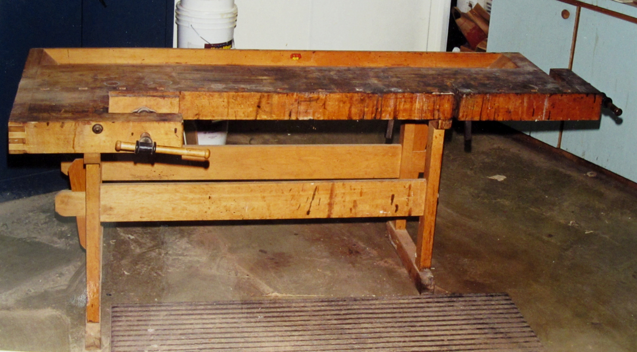 Flexner S Danish Workbench Rainford Restorations