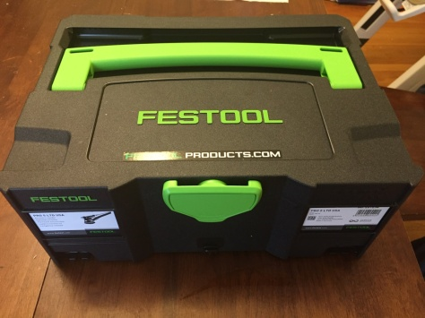 Festool PRO5 LTD Special Color Systainer 2