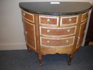 Exquisite Demiline Cabinet